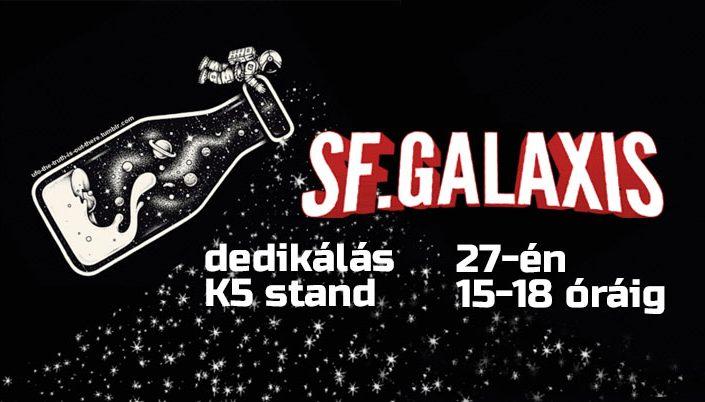 SF.Galaxis dedikálás